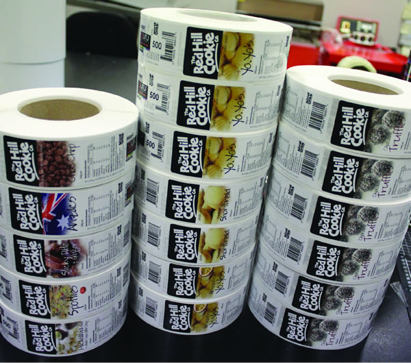 Paper Labels - The Red Hill Co.