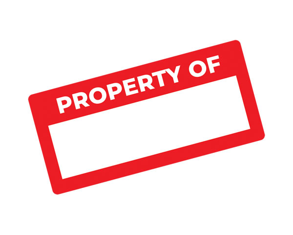 Property Of Labels